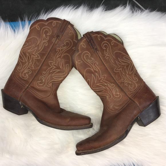 3b98378a47a Women's Ariat Western Legend Cowboy Boots 8